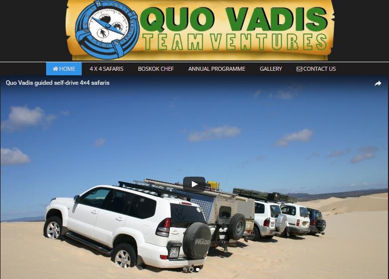 Quo Vadis Tours